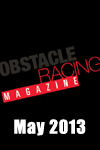 obstacle racing magazine May 2013