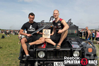 Thomas Blanc Elite Obstacle Racer and Spartan Champ