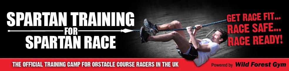 Spartan Race Training Uk